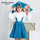 Dress female Koala & Moon / koala and the moon 105cm 110cm 120cm 130cm 140cm spring and autumn princess Skirt / vest Solid color cotton A-line skirt Class B Autumn 2020 3 years old, 4 years old, 5 years old, 6 years old, 7 years old, 8 years old, 9 years old, 10 years old, 11 years old, 12 years old