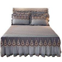 Bed skirt Others Light grey, light khaki, light Dousha, light beige, light jade, fruit green, light pink Other / other Solid color h47BX6vd