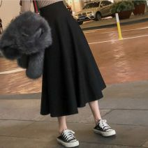 Other outdoor clothing Other / other neutral See description See description XS,S,M,L,XL,2XL,3XL Black, black Plush skirt, not pleated skirt 101-200 yuan cotton