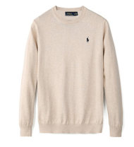 T-shirt / sweater Others Fashion City Camel S,M,L,XL,2XL routine Socket Crew neck Long sleeves winter Straight cylinder 2020 leisure time Business Casual youth routine Solid color No iron treatment Regular wool (10 stitches, 12 stitches) Pure cotton (95% above) jacquard weave