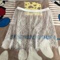 skirt Winter 2020 XS (70-85), s (85-95), m (95-110), l (110-125), XL (125-140), XXL (140-155), 3XL (155-165), 4XL (165-175), 5XL (175-190), 6xl (190-200), m90-110, l110-130, xl130-150, 2xl150-180 Black 35cm, white 35cm, black 55cm, white 55cm, black lace, white lace Short skirt High waist skirt Lace