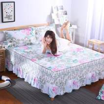Bed skirt Bed skirt 1.8x2.2m, bed skirt 2.0x2.2m, bed skirt 1.5x2.0m, bed skirt 1.8x2.0m, bed skirt 1.2x2.0m polyester fiber Other / other Plants and flowers Qualified products tb-574464883414