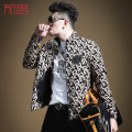 Jacket Crown orange (men's shoes) Youth fashion brown S M L XL 2XL Self cultivation Other leisure G02712459 Polyester 100% Winter 2020