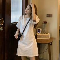 Yoga clothes White, black female suit children Short sleeve