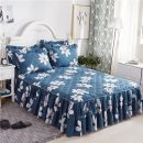 Bed skirt 120cmtimes200cm, 180cmtimes220cm, 180cmtimes200cm, pillow case 48cmtimes74cm / pair, 150cmtimes200cm, 200cmtimes220cm Others Orchid dream, orchid grass, flower fairy, pure flower language, petal rain, warm flower language - grey, love nest, charming flower king, rose lover Other / other