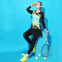 Badminton wear For men and women M. L, XL, XXL, XXXL, larger Other Football suit
