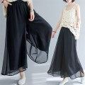 Cosplay women's wear trousers goods in stock Over 3 years old black comic L