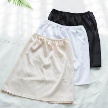 skirt Summer 2016 S,L,M Black 35cm, black 45cm, black 55cm, champagne 35cm, champagne 45cm, champagne 55cm, pink 35cm, white 70cm, black 70cm, champagne 70cm, white 55cm, white 35cm, white 45cm, purple 35cm longuette Versatile A-line skirt Type A