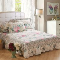 Bed skirt cotton Other / other character