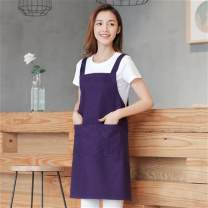 apron Sleeveless apron antifouling Simplicity other Personal washing / cleaning / care One size fits all