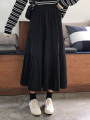 skirt Winter of 2018 L,XL,S,M black Other / other