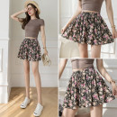 skirt Summer 2021 M,L,XL,2XL Black, pink, black (solid) Other / other