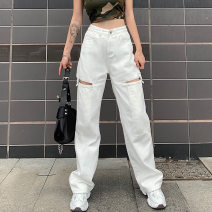 Jeans Autumn 2020 White, black, army green S,M,L Other / other
