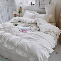 Bedding Set / four piece set / multi piece set Others Embroidery Others See description Fan Yu Others 4 pieces See description 4-piece 1.5m bed skirt, 4-piece 1.5m bed sheet, 4-piece 2.0m bed sheet, 3-piece 1.2m bed sheet, 4-piece 2.2m bed sheet, 4-piece 1.8m bed skirt and 4-piece 1.8m bed sheet JHLP