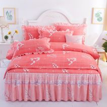 Bedding Set / four piece set / multi piece set Others Embroidery Others See description Aijialang Others 4 pieces See description 1.2m bed [bed skirt + 2 pillow cases], 1.5 * 2.0m bed [four piece set], 1.8 * 2.0m bed [four piece set], 1.8 * 2.2m bed [four piece set], 2.0 * 2.2m bed [four piece set]