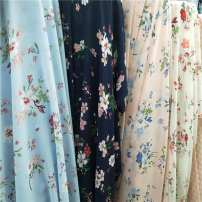 Fabric / fabric / handmade DIY fabric chemical fiber Tibetan rice /0.5 rice price, rice white /0.5 rice price, foundation /0.5 rice price, blue bottom /0.5 rice price Loose shear rice Plants and flowers printing and dyeing clothing Japan and South Korea Cloth industry in Shang and Zhou Dynasties