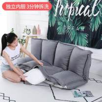 Lazy sofa Pack up adult yes Japanese  Other / other See description no Have the guts cotton Hebei Province