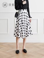 Parent child fashion White, black other female Yixi XS,S,M,L,XL,2XL See description Dot yx2783 Polyester 100% 12 months