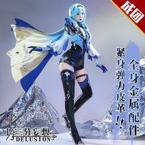 Cosplay women's wear Over 14 years old Chinese Mainland We still need to make up the balance Customized suit game Jura clothing (group only deposit), Jura wig (last payment), Jura shoes (only deposit), Yanfei clothing (group only deposit), Yanfei wig (last payment), Yanfei shoes (only deposit)