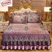 Bed skirt 120 * 200cm bed skirt, 150 * 200cm bed skirt, 180 * 200cm bed skirt, 180 * 220cm bed skirt, 200 * 220cm bed skirt, 150 * 200cm bed skirt + pillow case, 180 * 200cm bed skirt + pillow case, 180 * 220cm bed skirt + pillow case, 200 * 220cm bed skirt + pillow case Others Other / other HEX6566