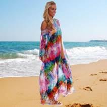 Beach pants Feather robe with belt Average size female Xanyee / Chan Yi ZS1001