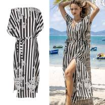 Beach coat Picture color Average size Other / other ZS1425
