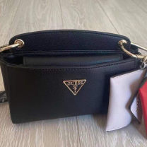 Bag The single shoulder bag PU Small square bag Other / other brand new European and American fashion Small leisure time soft Magnetic buckle no Solid color One shoulder cross Yes youth Telescopic handle synthetic leather