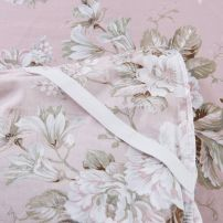 Bed skirt cotton Other / other Plants and flowers Qualified products YLal99821
