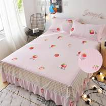 Bed skirt Bed skirt 1.2x2.0m, bed skirt 1.5x2.0m, bed skirt 1.8x2.0m, bed skirt 1.8x2.2m, bed skirt 2.0x2.2m, bed skirt 1 2x20m + 2 pillow case, bed skirt 1 5x20m + 2 pillow case, bed skirt 1 8x20m + 2 pillow case, bed skirt 2 0x2m + 2 pillow case, bed skirt 1.0x2.0m polyester fiber Other / other