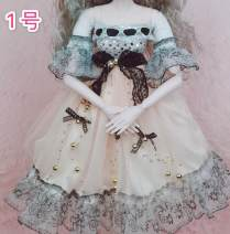 Doll / accessories Two, three Ordinary doll Other / other other 60cm baby clothes < 14 years old C934502 Plastic