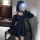 Cosplay women's wear jacket goods in stock Over 14 years old black Movies XL (recommended 120-135 kg)
