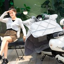 Electric vehicle windshield quilt Lothidi For men and women keep warm 2020PU