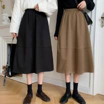 Parcel bag / woven bag Black, apricot other M [recommendation 98-112]