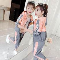 suit Praise the cat Dark gray (splicing circuit suit), splicing circuit suit pink, circuit board suit summer white, circuit board suit summer pink The recommended height is 100cm for Size 110, 110cm for Size 120, 120cm for Size 130, 130cm for size 140, 140cm for size 150 and 150cm for size 160 female