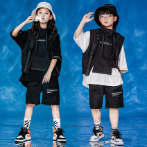 Children's performance clothes neutral 110cm 120cm 130cm 140cm 150cm 160cm 170cm 180cm Young Xia Tao (mother and baby) Class B LYJZ-536 Street dance Other 100% other Summer 2021 Hip hop