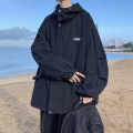 Jacket Other / other Youth fashion Grey, black, apricot M,L,XL,2XL easy Other leisure autumn