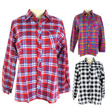 T-shirt Mixed color hair Average size Long sleeves easy Regular acrylic fibres 51% (inclusive) - 70% (inclusive) 004 004
