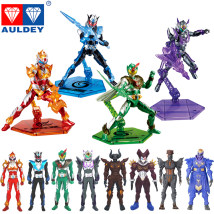 Robot / deformation series Audey / Audi double diamond Over 6 years old five hundred and sixty-seven thousand nine hundred and sixty-one goods in stock Official authentic Chinese Mainland Yes Warrior armor Armored warrior soft rubber doll series Static plastic toys / armor Warrior Series Effective