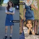 Fashion suit Summer of 2019 Average size Denim skirt s, Denim Skirt M, shirt 18-25 years old Other / other