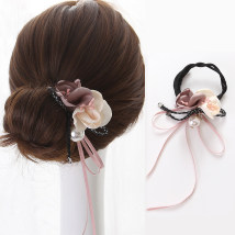 Hair accessories other RMB 1.00-9.99 Vogue brand new Japan and South Korea Fresh out of the oven cloth Not inlaid