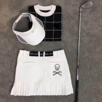 Golf apparel White, black, white pre-sale. April 15 delivery S,M,L,XL female PEARLYGATES other