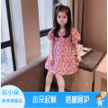 Dress As shown in the figure female Other / other 90cm,100cm,110cm,120cm,130cm,140cm Other 100% summer Korean version Short sleeve Broken flowers other A-line skirt Class B Seven, three, six, two, five, four Chinese Mainland Zhejiang Province Wenzhou City