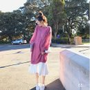 Dress Winter of 2019 Rose pink suit black suit white suit single pink sweater single black sweater single white sweater single white suspender skirt S M L XL Mid length dress Two piece set Long sleeves commute Crew neck High waist Solid color Socket Big swing routine Others 18-24 years old Type A