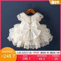 Dress D20d0068 d20d0068 (gift box) female Dreamjelly 73cm (priority for collection and purchase), 80cm (exquisite quality and high-end pengpeng skirt), 90cm (all cotton inner sweat absorption and ventilation), 100cm (exquisite gift for little angel) 110cm (perfect choice for self use) Polyester 100%