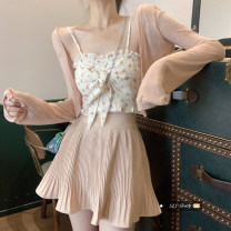 Fashion suit Summer 2021 Average size Cardigans, suspenders, skirts Under 17 30% and below