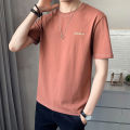 T-shirt Youth fashion 2161 dark coffee 2161 white 2161 gray 2161 black thin 4XL M L XL 2XL 3XL First tone Short sleeve Crew neck easy motion summer 2161-2 Cotton 75% other 25% routine tide Summer 2021 cotton No iron treatment Pure e-commerce (online only) 70% (inclusive) - 79% (inclusive)