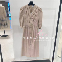 Dress Spring 2021 As shown in the figure NT, as shown in the figure SG 55,66 Other / other