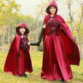 National costume / stage costume Spring 2021 Skirt + shawl + black gloves for adults M. L, XL, children 110, children 120, children 130
