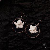 Earrings Alloy / silver / gold RMB 1.00-9.99