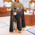 Wedding dress Autumn 2020 golden S,M,L,XL,XXL https://detail.1688.com/offer/6 middle-waisted